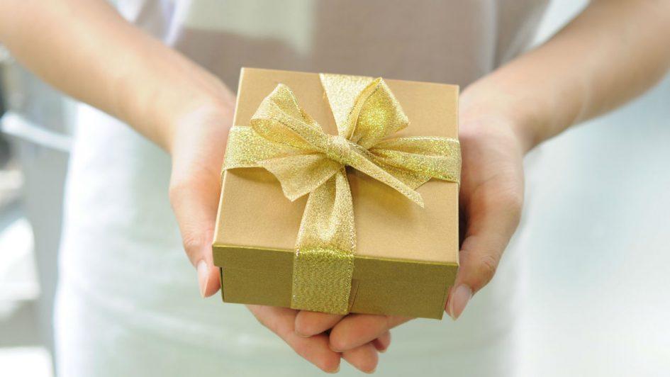 luxe cadeaupakket bezorgen